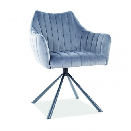 thumb Комплект стол Salvadore Ceramic + стулья Agava Velvet 6 шт. 7