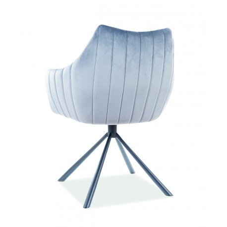 thumb Комплект стол Salvadore Ceramic + стулья Agava Velvet 6 шт. 8