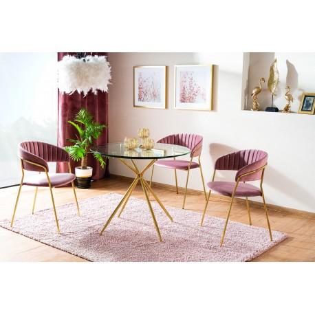 thumb Комплект стол Azalia + стулья Lira Velvet 4 шт. 1