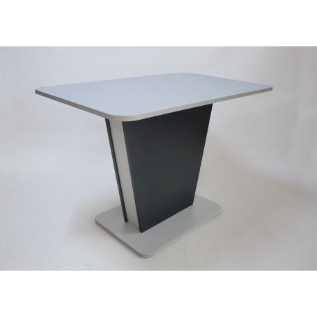 thumb Стол обеденный Cosmo Grey 110(145)x68 см Антрацит / Серый Камень 15