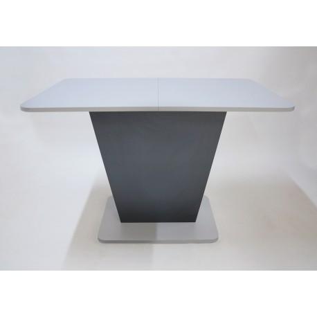 thumb Стол обеденный Cosmo Grey 110(145)x68 см Антрацит / Серый Камень 14