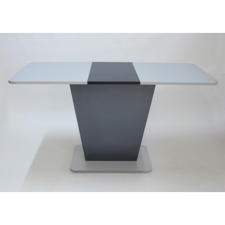 thumb Стол обеденный Cosmo Grey 110(145)x68 см Антрацит / Серый Камень 10