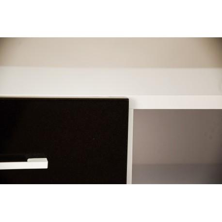 thumb Тумба TV Maggio Белый / Бордово-бронзовый хамелеон 15
