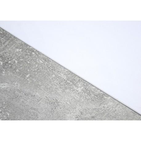 thumb Стол обеденный Torino 140(180)x80 Белая Аляска / Индастриал 11
