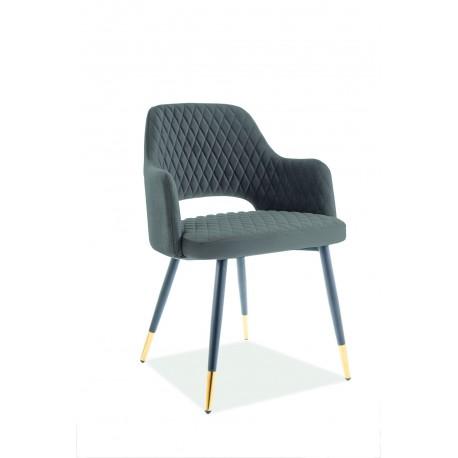 thumb Комплект стол Cyryl II + стулья Franco Velvet 4 шт. 2