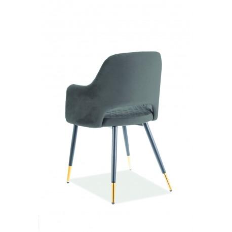 thumb Комплект стол Cyryl II + стулья Franco Velvet 4 шт. 5