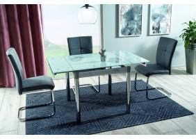 Комплект стол GD-082 + стулья H-190 4 шт.