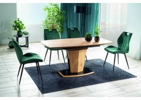 Комплект стол Houston + стулья Arco Velvet 4 шт.