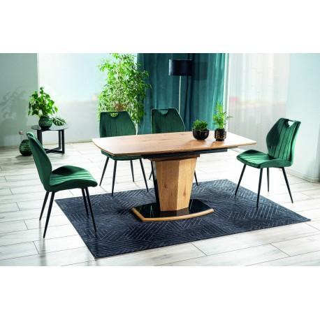 thumb Комплект стол Houston + стулья Arco Velvet 4 шт. 1