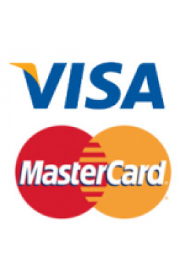 Оплата картами VISA, MASTERCARD