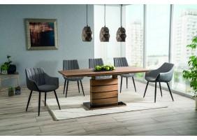 Комплект стол Leonardo + стулья Bruno 6 шт.