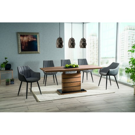 thumb Комплект стол Leonardo + стулья Bruno 6 шт. 1