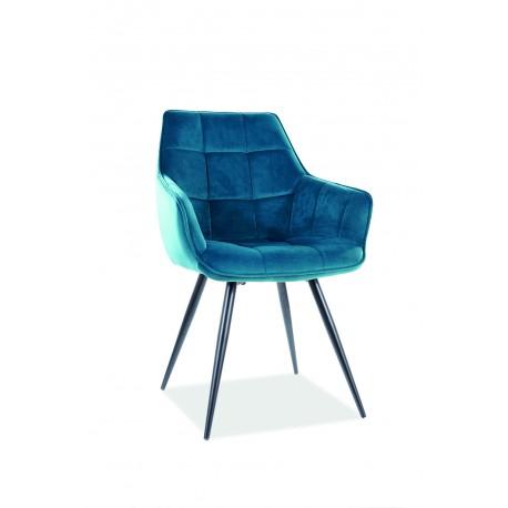 thumb Комплект стол Toronto + стулья Lilia Velvet 4 шт. 4