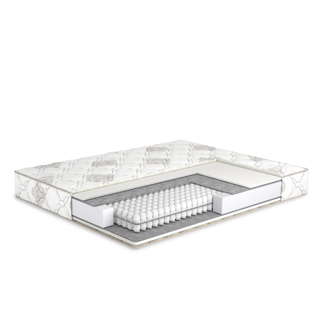 thumb Матрас Latte Soft Plus/Латте Софт Плюс, Размер матраса (ШхД) 120x200 2