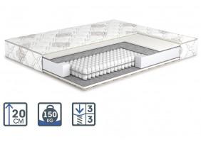 Матрас Latte Soft Plus/Латте Софт Плюс, Размер матраса (ШхД) 120x200