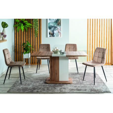 thumb Комплект стол Next + стулья Mila Velvet 4 шт. 1