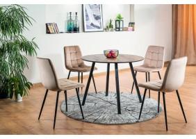 Комплект стол Oakland + стулья Mila Velvet 4 шт.