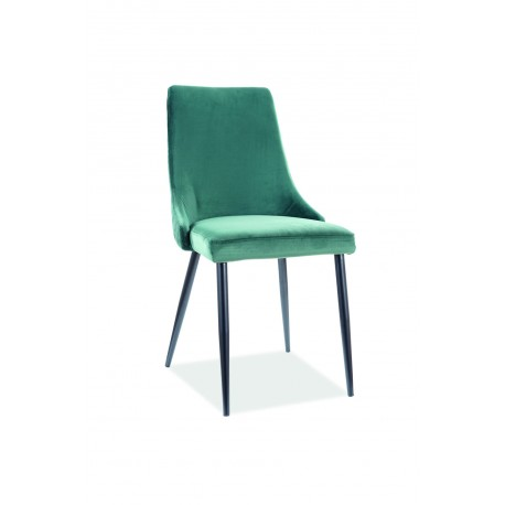 thumb Комплект стол Avis II + стулья Piano B Velvet 4 шт. 2