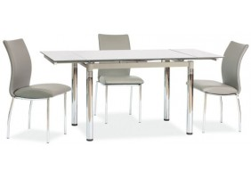 Стол обеденный GD-018 110(170)x74 Серый