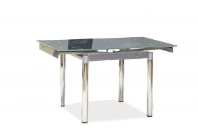 Стол обеденный GD-082 80(131)x80 Серый