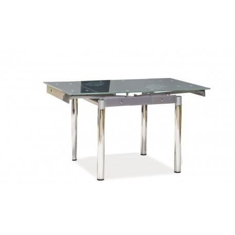 thumb Стол обеденный GD-082 80(131)x80 Серый 1