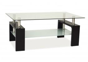 Журнальный стол Lisa Basic II Венге 100x60x55