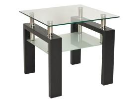 Журнальный стол Lisa D Венге 60x60x55