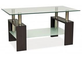 Журнальный стол Lisa II Венге 110x60x55