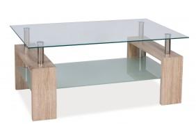 Журнальный стол Lisa II Дуб сонома 110x60x55