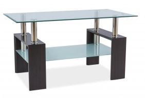Журнальный стол Lisa III Венге 110X60X60