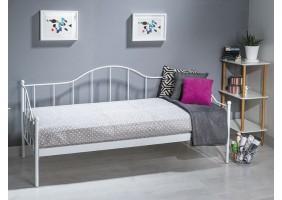 Односпальная кровать Dover 90X200 Белый