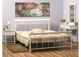 Односпальная кровать Venecja 120X200 Белый