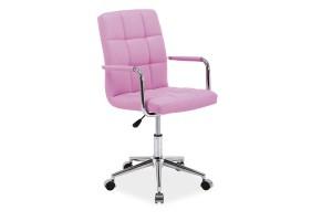 Кресло Q-022 Розовый