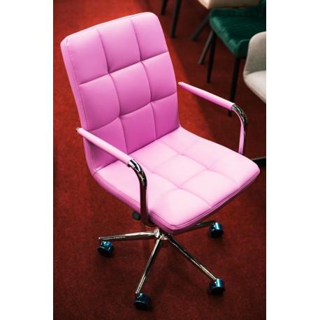 thumb Кресло Q-022 Розовый 2