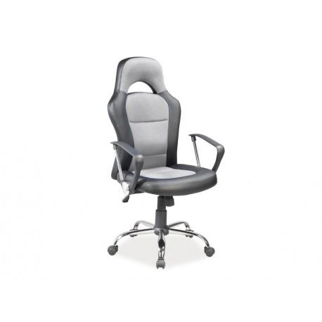 thumb Кресло Q-033 Серый 1