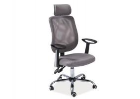 Кресло Q-118 Серый