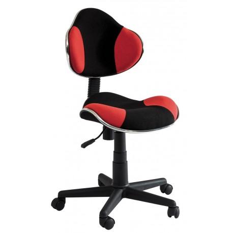 thumb Кресло Q-G2 Красный / Черный 1