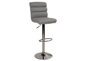 Барный стул C-617 Серый