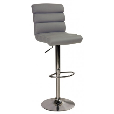 thumb Барный стул C-617 Серый 1
