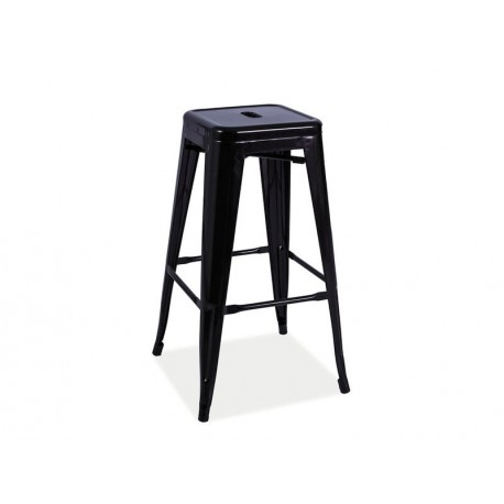 thumb Барный стул Long Черный 1