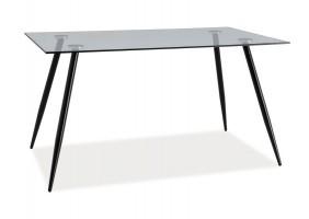Стол обеденный Nino 80х140 см Прозрачный