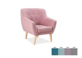 Кресло Nordic 1 Розовый