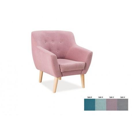 thumb Кресло Nordic 1 Розовый 1