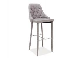 Барный стул Trix H-1 Серый