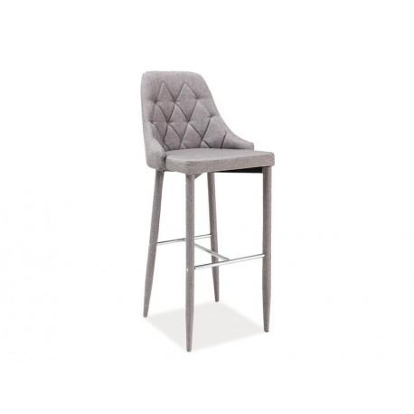 thumb Барный стул Trix H-1 Серый 1