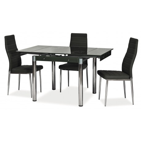 thumb Стол GD-082 + стулья H-261 4 шт 1