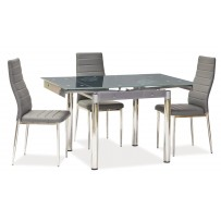 Стол GD-082 + стулья H-261 4 шт