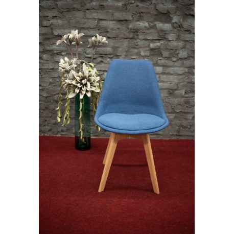 thumb Стул Dior дуб Синий 2