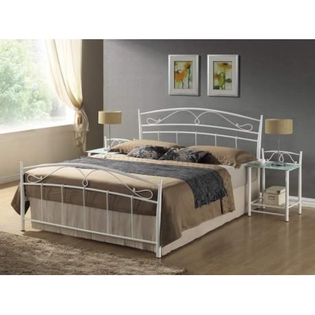 thumb Кровать полуторная Siena 140X200 Белый 1
