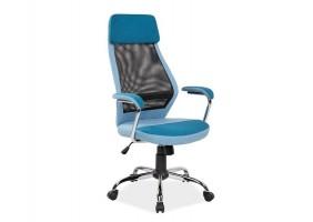 Кресло Q-336 Синий